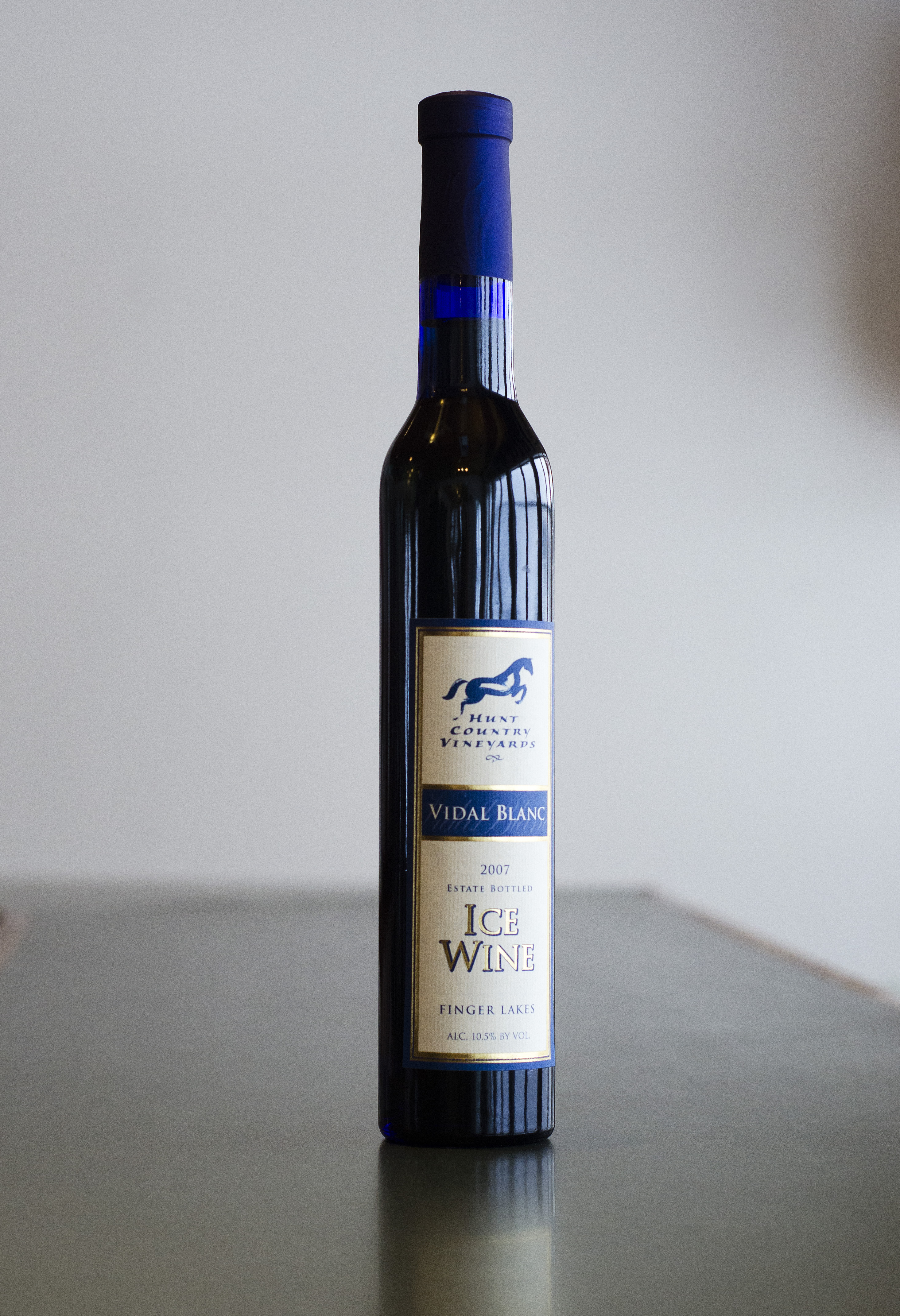 Image result for 2007 HUNT COUNTRY VINEYARDS VIDAL BLANC ICE WINE