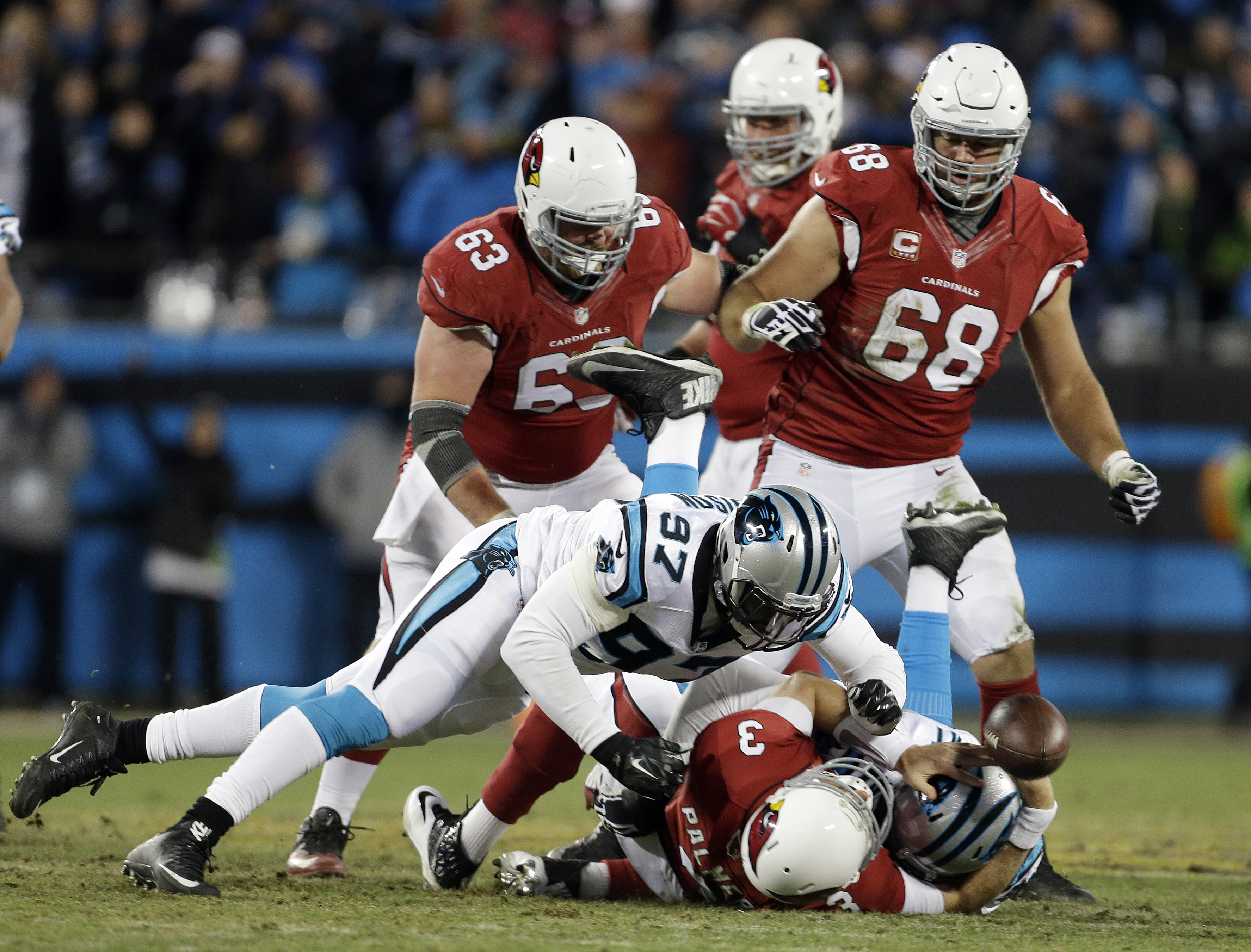 CHARLOTTE N C — Superman is headed for the Super Bowl He s