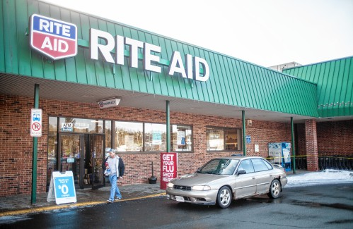 The Recorder Ownership Change Turns A Rite Aid Into A