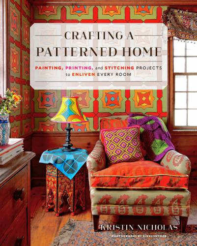 Leyden Resident Publishes New Book Of Colorful Home Décor Ideas