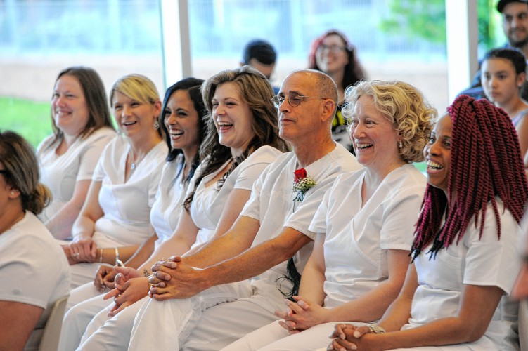 The Recorder - 28 awarded LPN degrees at Greenfield Community College