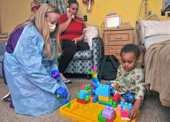 The Recorder - Baystate Children's Hospital seeks toy ...