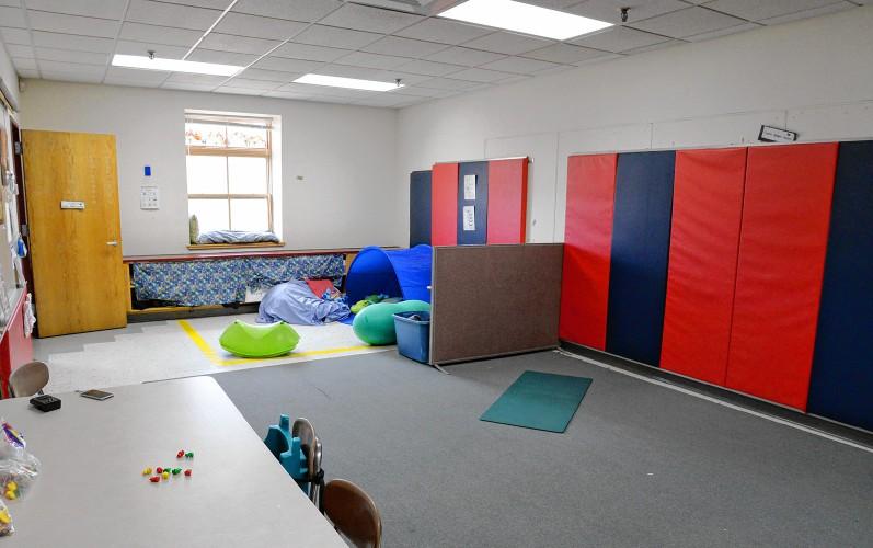 Calm Room Ideas For School