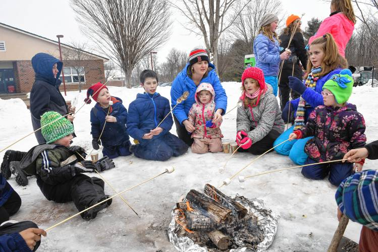 The Recorder Winter Fun Days A Blast For North County