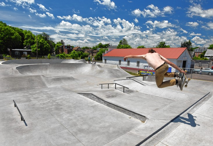 The Recorder - Unity Skatepark in Turners Falls to hold