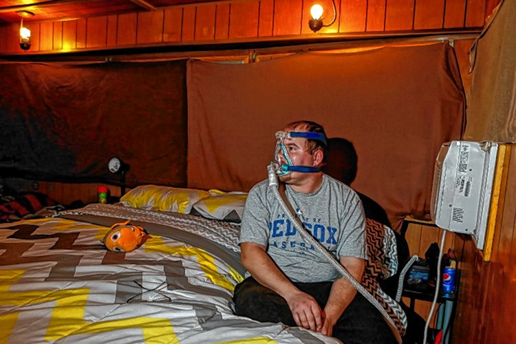 The Recorder - Veterans plagued with sleep problems
