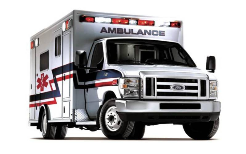 The Recorder Charlemont Ambulance Measure Part Of State