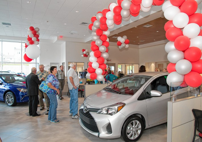 Toyota Of Greenfield >> Ford And Toyota Of Greenfield Holds Grand Opening Celebration