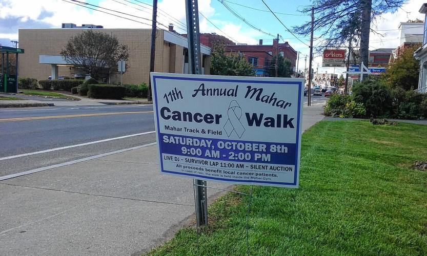 Image result for mahar cancer walk