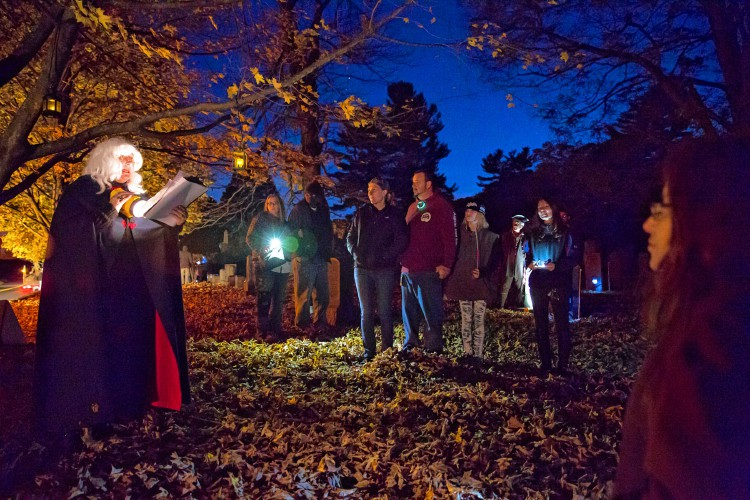A woman portraying a former Leyden resident tells a story at the South Cemetery on South County Road in Leyden during a cemetery tour hosted by the Leyden ... & County residents hear from predecessors during Leyden cemetery tours azcodes.com