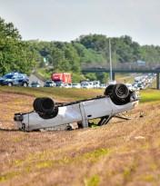 Car Crash Hatafield Ma