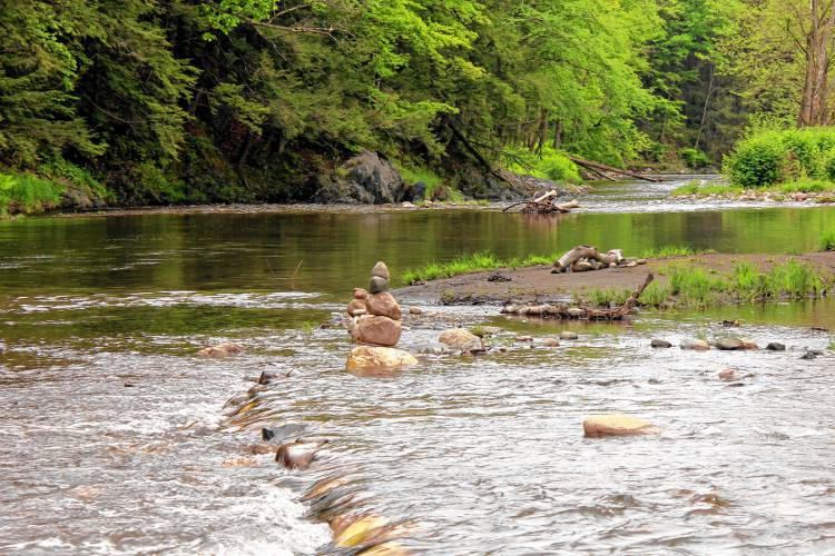 The Recorder - Woods and Water: Enjoy area swimming holes