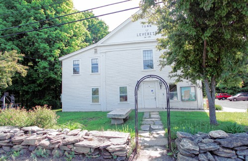 Leverett Opens Arms To New Homeowners Through Growing