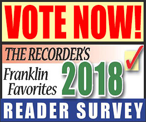 Click Here to Vote in the 2018 Franklin Favorites