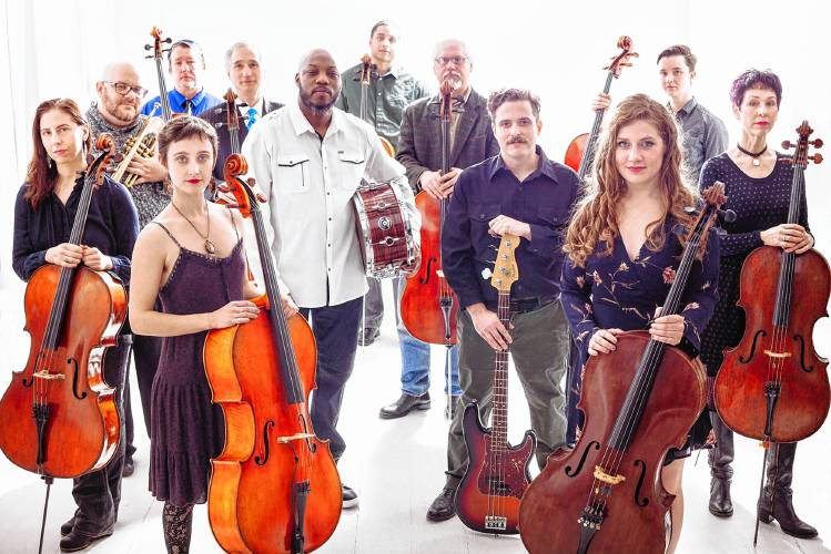 The Recorder - Sounds Local: Portland Cello Project is reimagining