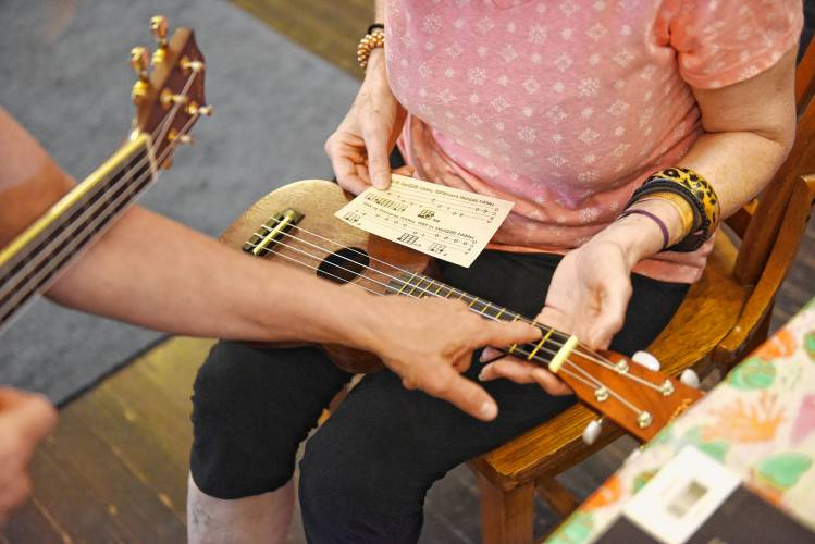 The Recorder Making A Strum Back Ukulele Sees Rise In Popularity
