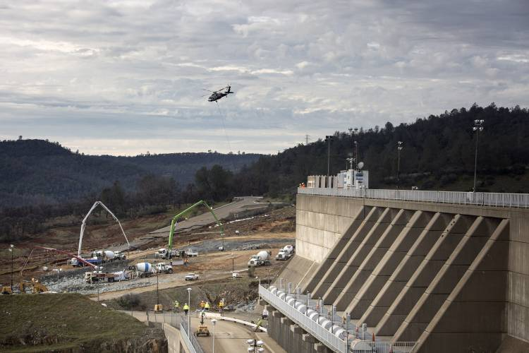 The Recorder - Human error played a role in Oroville Dam failure