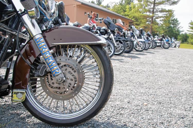 The Recorder - Motorcycle crew raises $3K for kids