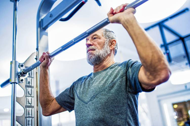 Staying fit important for seniors