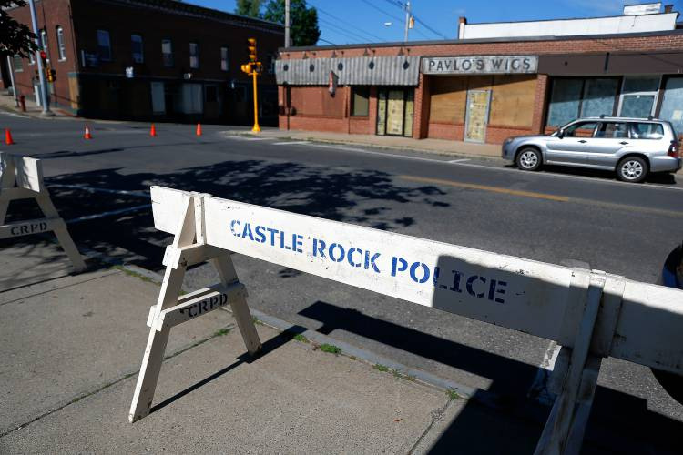The Recorder Filming Returns For Castle Rock