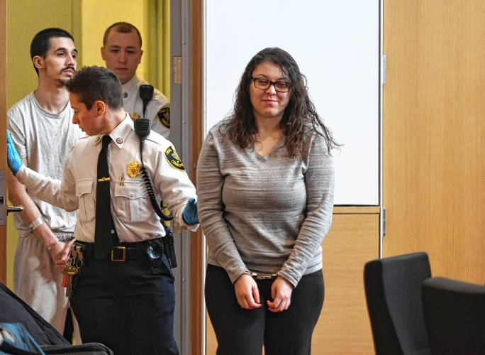 The Recorder - North Quabbin murders expected to go to trial in 2018