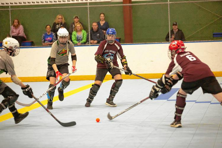 The Recorder - Avs edged for title