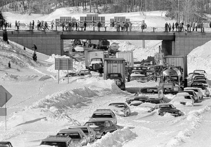 The Recorder Franklin County Remembers Blizzard Of 1978 As Fresh