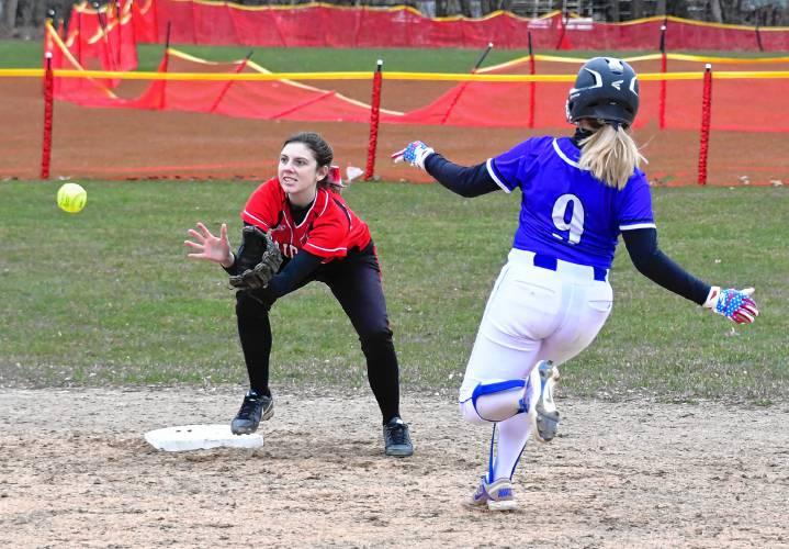 The Recorder - School Baseball/Softball: Freshman Dodge wins