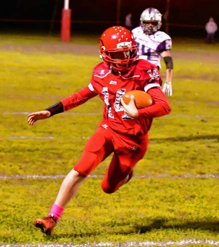 The Recorder - Franklin Tech stops Athol, closes out win on
