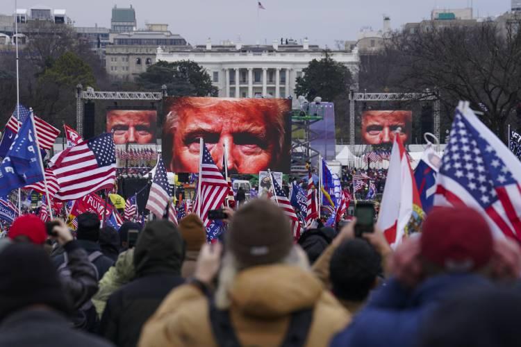 Trump - die Treuen betrogen