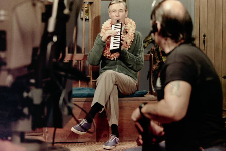 The Recorder Across Mister Rogers Actual Neighborhoods His Faith Echoes