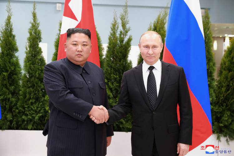 The Recorder Kim Jong Un Leaves Russia After Summit With Putin