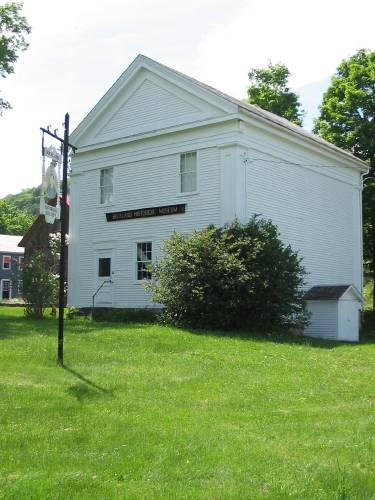 bd6f97706f The Recorder - Buckland Historical Society holding open house