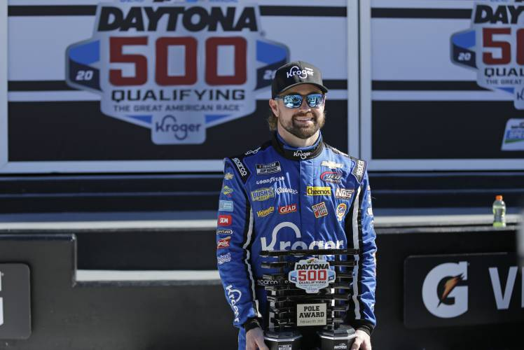 The Recorder Column Nascar Has Wild First 48 Hours Of Speedweeks