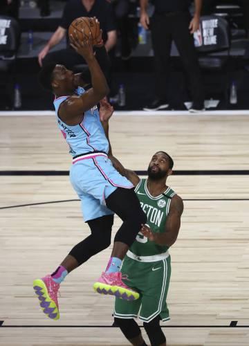 The Recorder No Butler No Problem As Miami Heat Beat Celtics 111 106