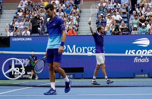 On Tennis: Novak Djokovic 'still hanging on,' seeking major titles - The Recorder