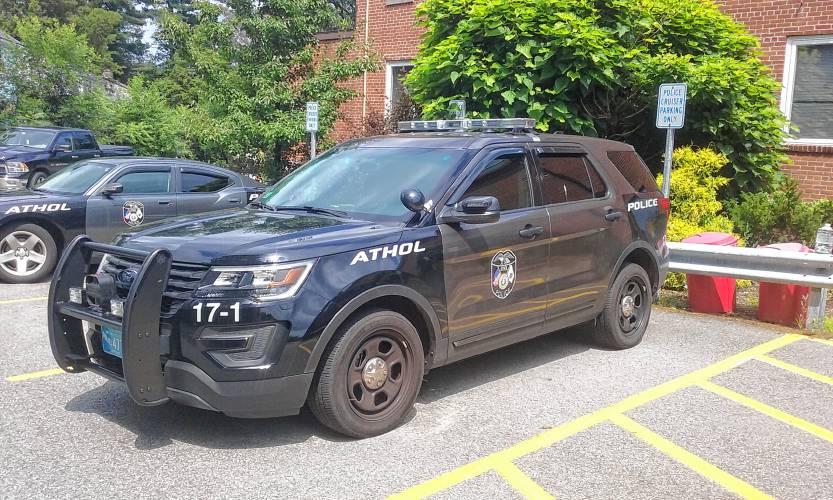 Ford Explorer Carbon Monoxide >> The Recorder - Athol PD pulls cruiser due to carbon monoxide