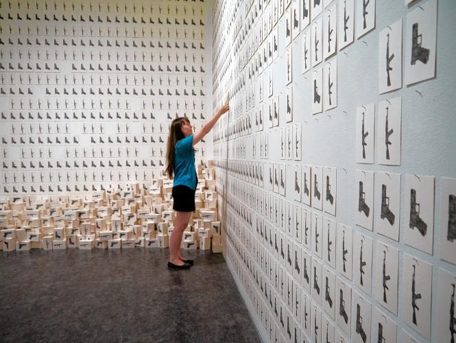 The Recorder Artbeat Beyond The Art On The Wall Brattleboro Art