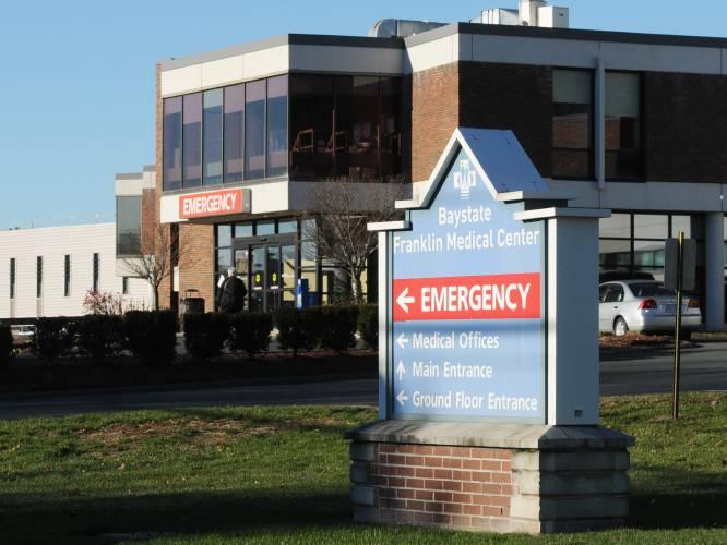 Baystate Emergency Room