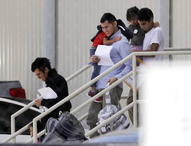 The Recorder - US goes after naturalized immigrants with