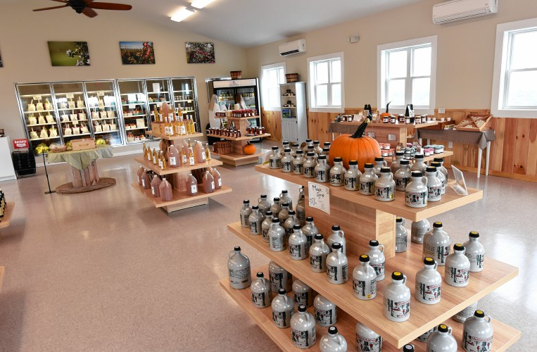 Apex Orchards Opens New Farm Store