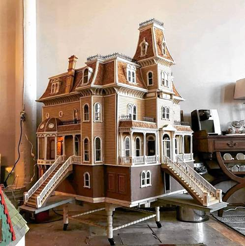 The Recorder Doll House Hunter Orange Native Makes Business Out Of Childhood Passion