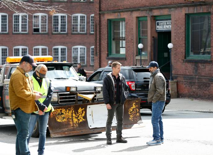 The Recorder - 'Castle Rock' begins filming Season 2