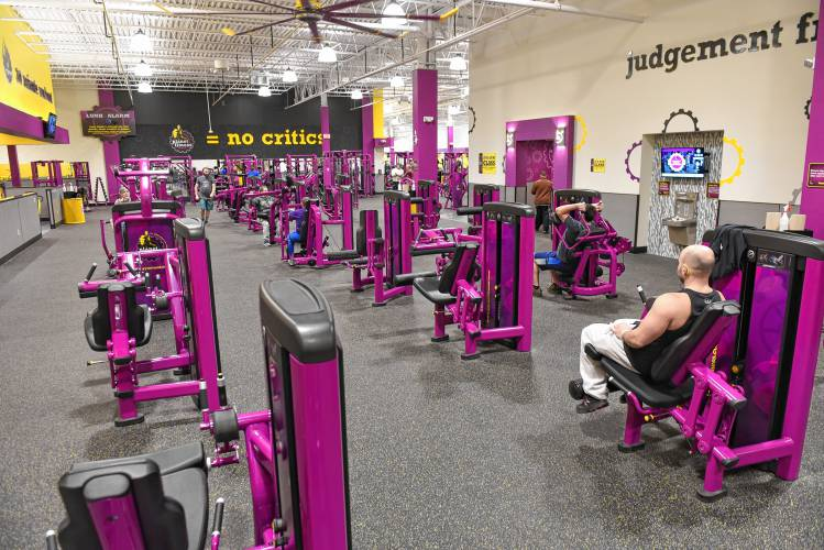 The Recorder Planet Fitness Now Open