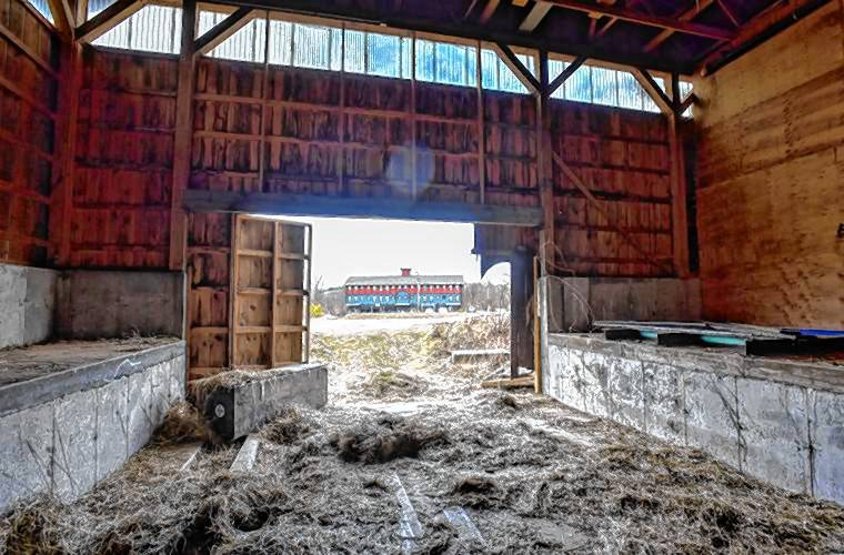 The Recorder - Disassembly required: Sawmill building heading to new