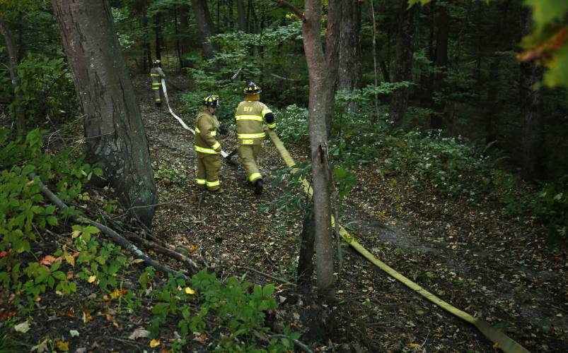 The Recorder Firefighters Hack Their Way To Abandoned
