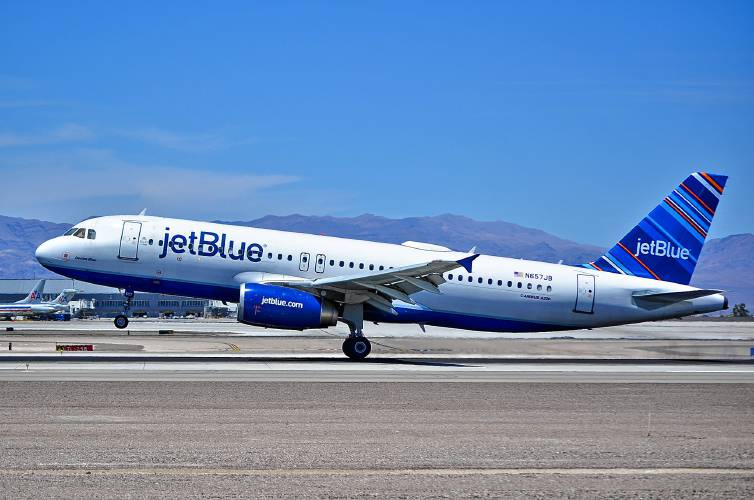 81eda483065c The Recorder - JetBlue raising fees on baggage