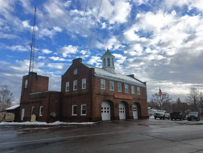 The Recorder Orange Fire Department Looking For Quotes To Repair Roof Of 1936 Station