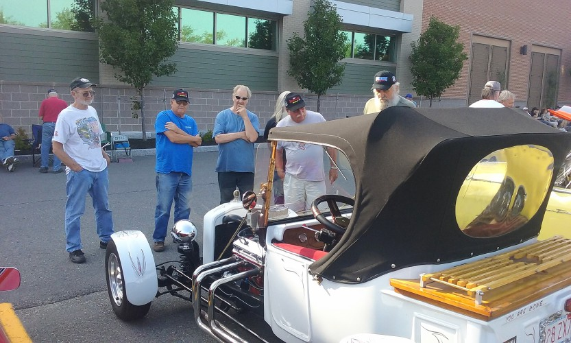 The Recorder Special Cars Headed To Boston - Sanderson ford car show