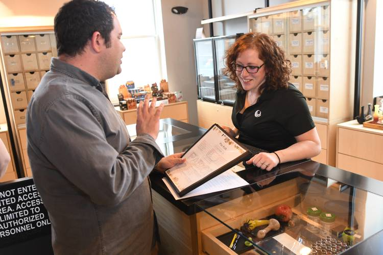 The Recorder - Franklin County's 1st pot dispensary opens in